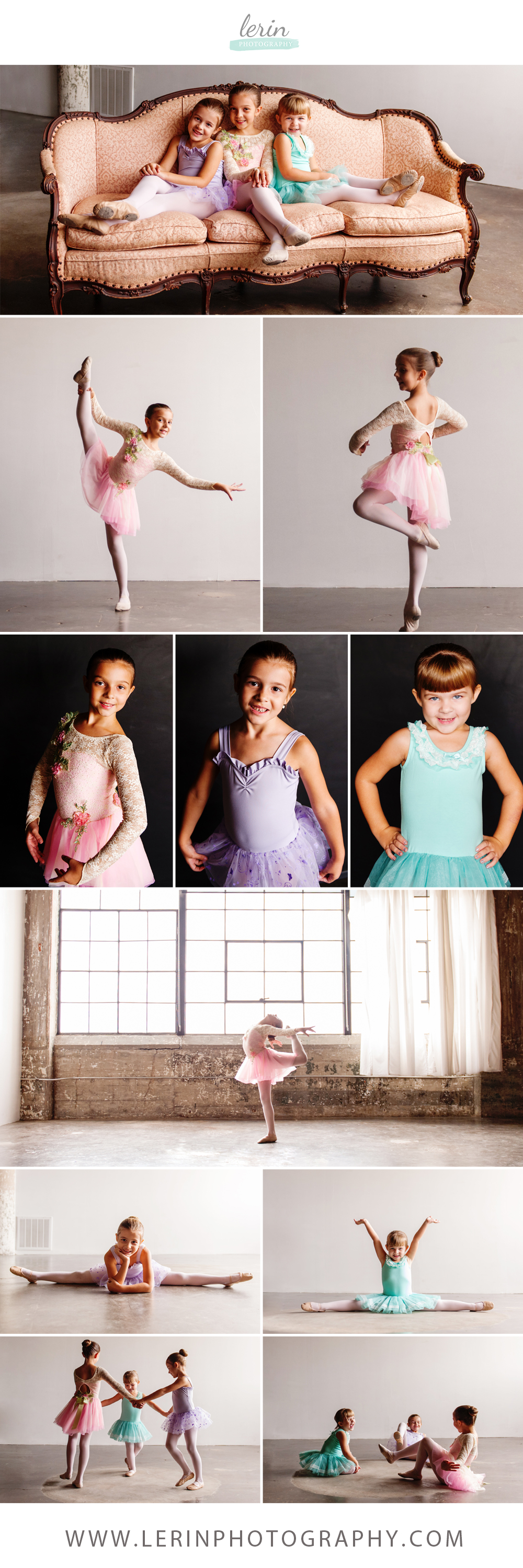 Houston Dance Portraits